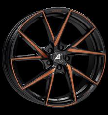Alutec ADX.01 racing-black-copper 20/8.5