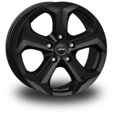 Autec Xenos Black Matt Black 16/6.5