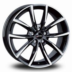 Autec Astana Black Polished Black Polished 17/7