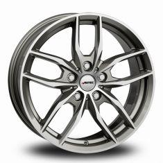 Autec Bavaris-Titanium-Polished Titanium-Silver-Polished 17/7,5