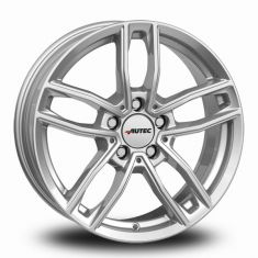 Autec Mercador-Silver Brilliant-Silver-Lackiert 17/7,5