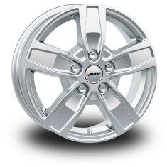 Autec Quantro Brilliant Silver 16/6,5