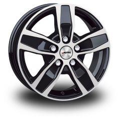 Autec Quantro Black Polished Black Polished 18/7,5