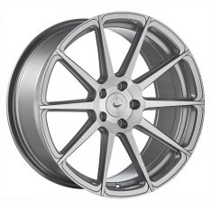 BARRACUDA PROJECT 2.0 Silver Brushed 19/8.5