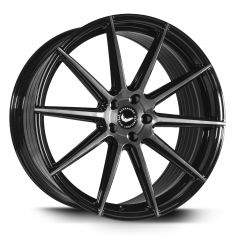 BARRACUDA PROJECT-2.0 Higloss-black-Brushed-Surface 21/10.5