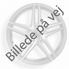 Ocean Wheels Trend II Dark hyper black pol 22/10