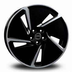 Borbet AE Black Polished black polished 20/7.5