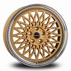 Borbet B Gold Polished gold rim polished 20/8.5