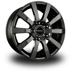 Borbet C2C Black BLACK GLOSSY 17/7.5