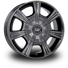 Borbet CH Antracite Anthracite Glossy 17/7.5