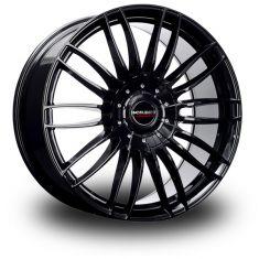 Borbet CW3 Black black glossy 18/7.5