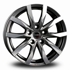 Borbet CW5 Antracite Polished MISTRAL ANTHRACITE GLOSSY POLISHED 18/7.5