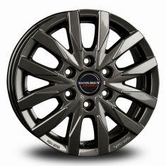 Borbet CW6 Metal Grey metal grey 16/6.5