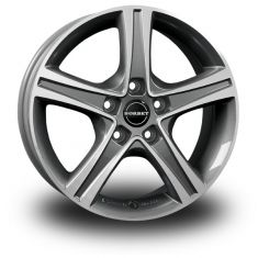 Borbet CWD Evo Antracite polished MISTRAL ANTHRACITE GLOSSY POLISHED 16/6.5