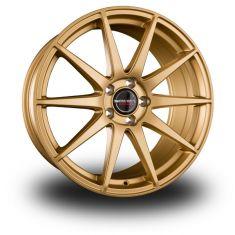 Borbet GTX Gold GOLD MATT 19/8.5