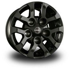 Borbet LD Black MATT BLACK 16/8