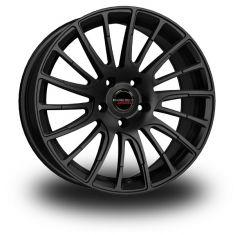 Borbet LS2 Black BLACK MATT 17/8
