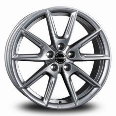 Borbet LX18 Grey Glossy grey glossy 18/8