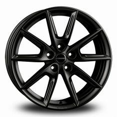 Borbet LX18 Matt Black black matt 18/8