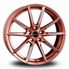 Borbet LX Copper Polished COPPER MATT SPOKE RIM POLISHED 19/8