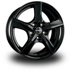 Borbet TL5 Black Black Glossy 16/6.5