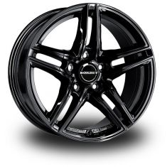 Borbet XR Black BLACK GLOSSY 17/7.5