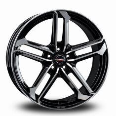 Borbet ATX-Black-Polished-Glossy Black-Polished-Glossy 20/8,5