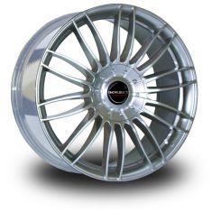 Borbet CW3 Sterling Silver 19/8,5
