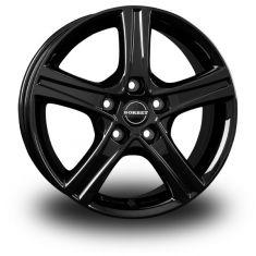 Borbet CWD Evo Black Black Glossy 17/7