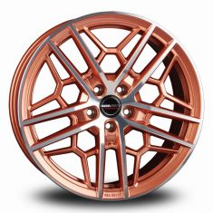 Borbet GTY Copper Polished Copper Polished Glossy 19/8,5