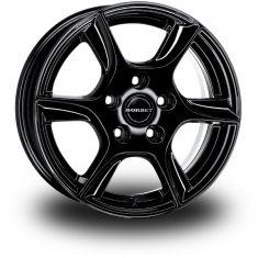 Borbet TL Black Black Glossy 15/5,5