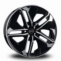 Borbet TX-Black-Polished Black-Polished-Glossy 20/9