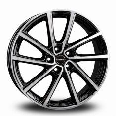 Borbet V-Black-Polished Black-Polished-Glossy 19/7