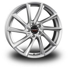 Borbet VTX Brilliant Silver 18/8