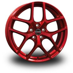 Borbet Y-Candy-Red Candy-Red 19/8