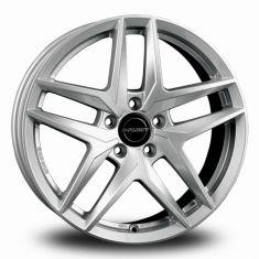 Borbet Z Silver Crystal Silver 17/7,5