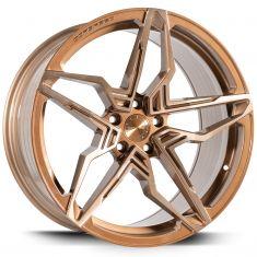 Corspeed KHARMA Higloss-bronze-Brushed-Surface 20/9