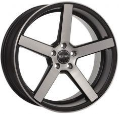 Ocean Wheels Cruise Concave Matt black polish 20/9.0