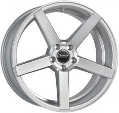 Ocean Wheels Cruise Concave Bright silver 19/8.5