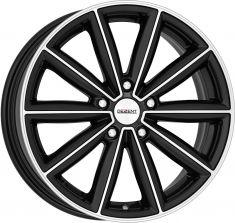 DEZENT TM dark Black/polished 18070