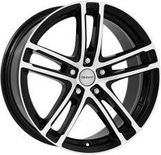 DEZENT TZ-c dark Black/polished 17075