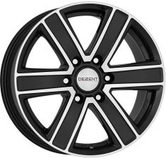 DEZENT TJ dark Black/polished 16080