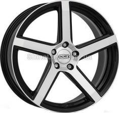 DOTZ CP5 dark Black/polished 18085