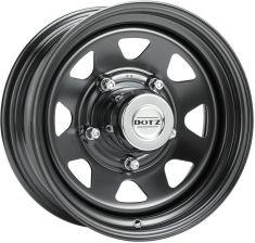 DOTZ 4X4 Dakar-dark Black 16070