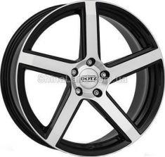 DOTZ CP5 dark Black/polished 17080