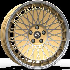 ETABETA EB40 Gold matt lip face 19/8,5