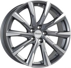 Ocean Wheels Mistral II Antracit matt polish 19/8.0