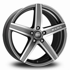 Momo Hyperstar Evo Antracite Polished Matt Anthracite Polished 15/6.5