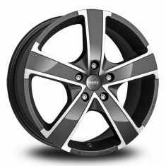 Momo Win Pro Evo Antracite Polished Glossy Anthracite Polished 15/6.5
