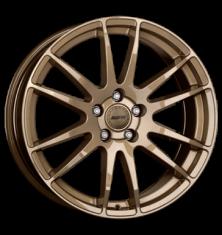 Alutec Monstr metallic-bronze 18/8.5
